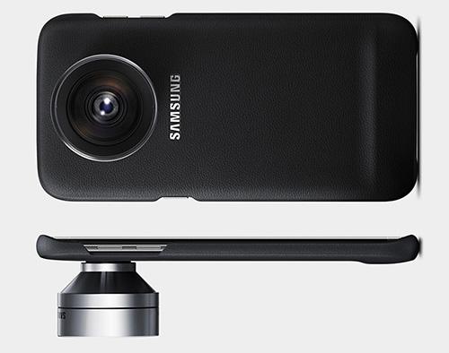 S7 ve S7 Edge İçin Harici Lensler