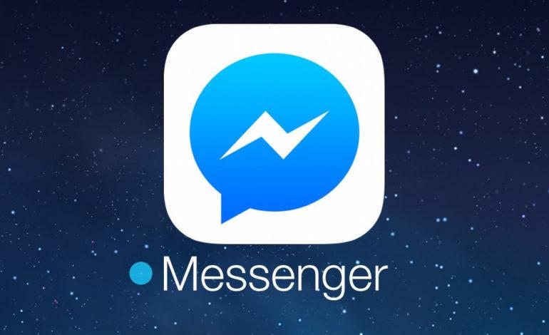 Facebook Messenger Windows 10'da