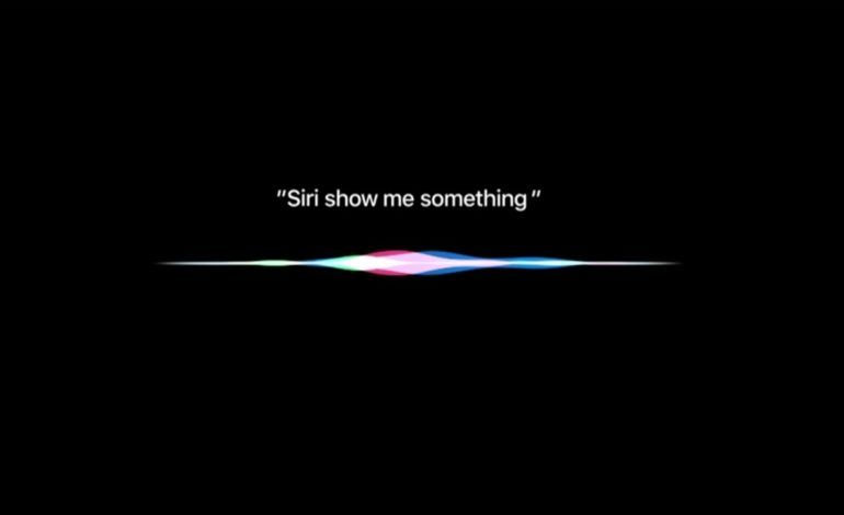 Siri ve Tek Şifre