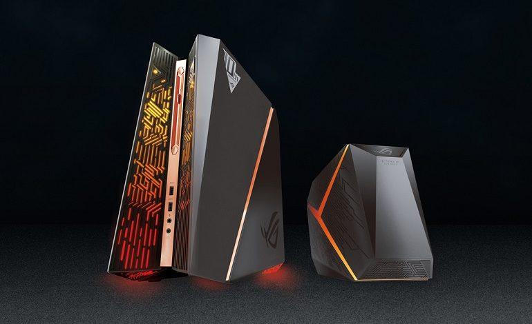 Asus ROG G31:  ROG Serisinin 10. Yılına Özel Oyuncu Masaüstü Bilgisayarı