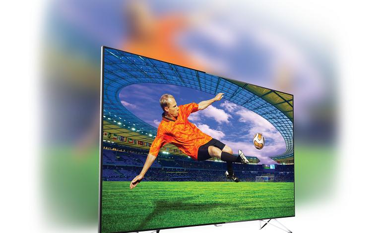 Euro 2016 Heyecanını Philips Ambilight TV'lerle Yaşayın!