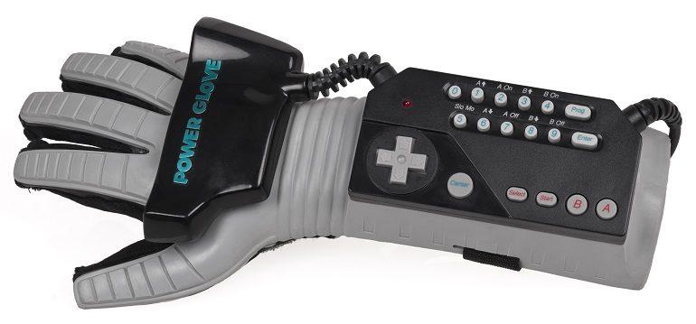 Nintendo Power Glove'u Drone Kontrolcüsüne Dönüştürdü
