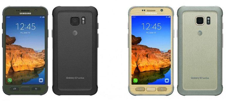 Samsung Galaxy S7 Active Duyuruldu