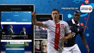 UEFA Euro 2016 Uygulaması