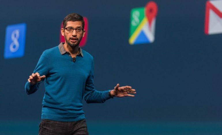 Google'ın CEO'su Hack'lendi