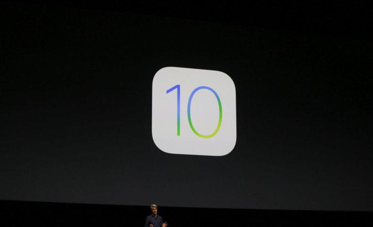 İşte iOS 10'un Detayları