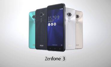 Zenfone 3'ler Önümüzdeki Ay Raflardaki Yerini Alıyor