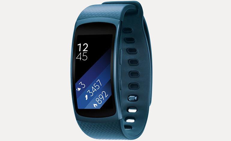 Samsung'dan Gear Fit2
