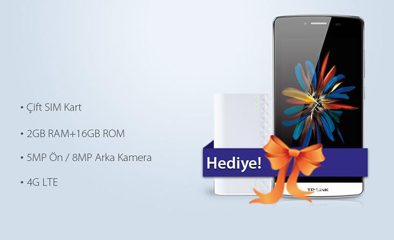 TP-LINK'ten Telefon Alana Powerbank Hediye