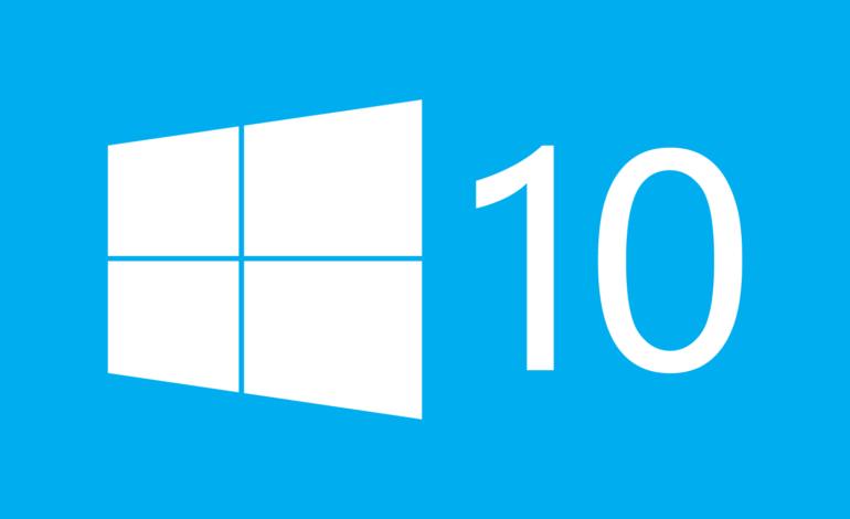 Windows 10'un Yıl Dönümü Güncellemesi