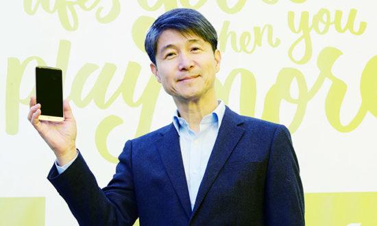 LG Mobile Başkanı