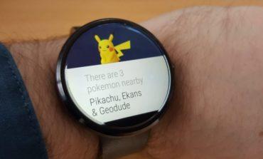 PokeDetector: Pokemon Go İçin Akıllı Saat Uygulaması