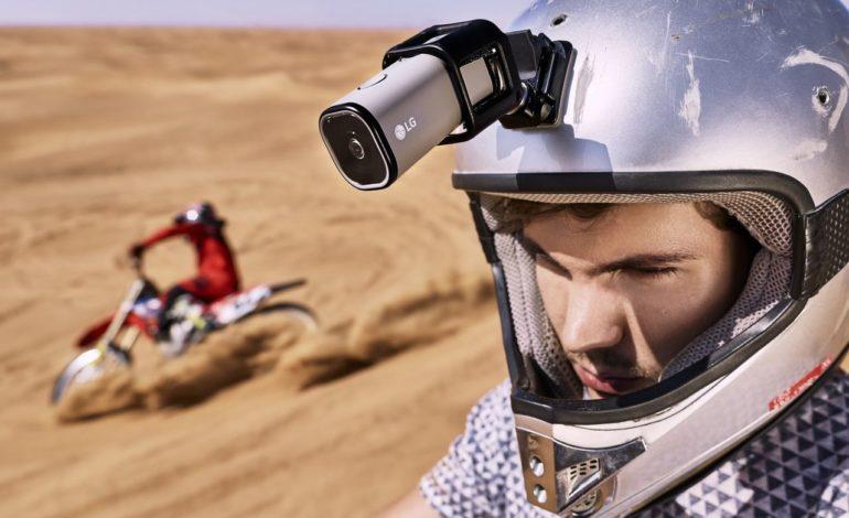 LG'den Aksiyon Kamerası Geliyor