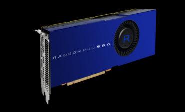 AMD, Ekran Kartına SSD Takıyor