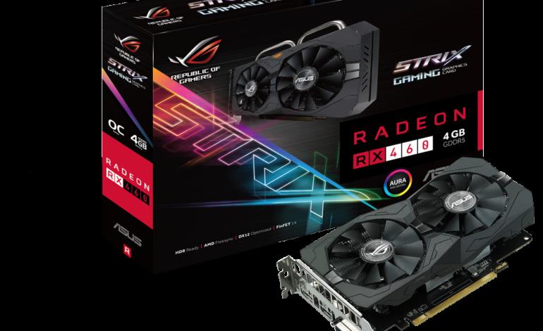 AMD Radeon RX 460 Duyuruldu