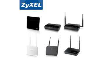 En Yeni Modem Teknolojileri İlk Önce ZyXEL'de