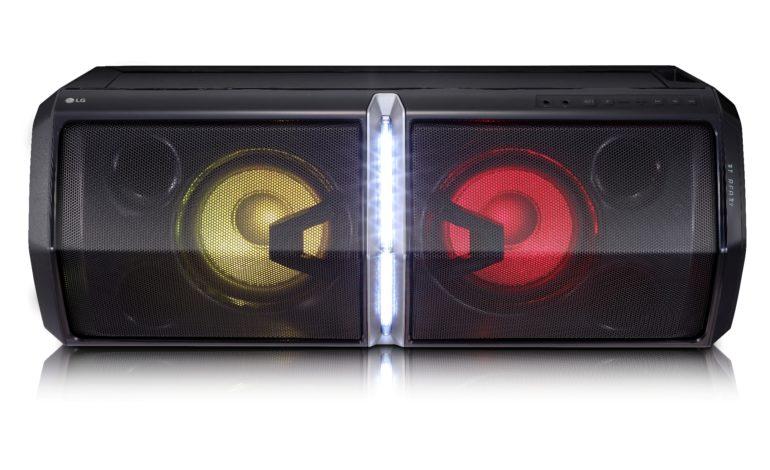 LG, Karaoke Destekli 600W'lık Hoparlörünü Duyurdu