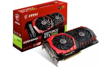 MSI GeForce GTX 1060 3GB Ekran Kartı Duyuruldu