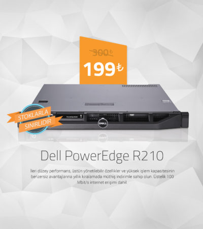 Dell PowerEdge R210 2