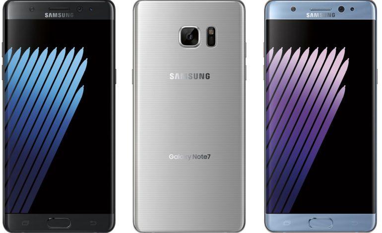 Samsung Galaxy Note7 Modelleri Geri Çağrılıyor!