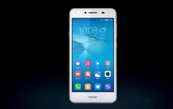 Huawei Honor 5 Play Tanıtıldı