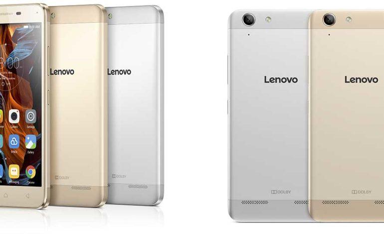 Lenovo Vibe K5 Note Tanıtıldı