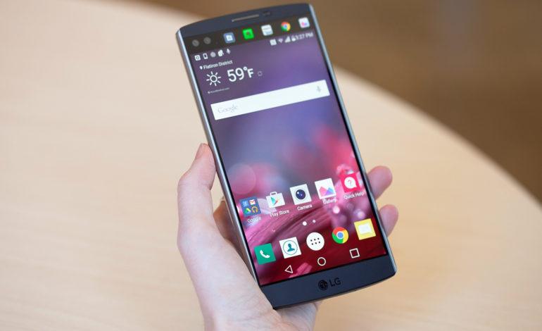 LG V20'nin Teknik Özellikleri Sızdırıldı