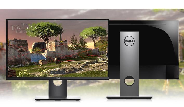 Dell, G-SYNC Destekli Yeni Oyuncu Monitörünü Duyurdu