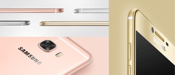 Samsung'un Yeni Akıllı Telefonu: Galaxy C9