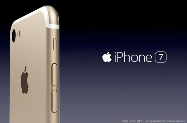 iPhone 7'nin Basın Görseli Ortaya Çıktı!