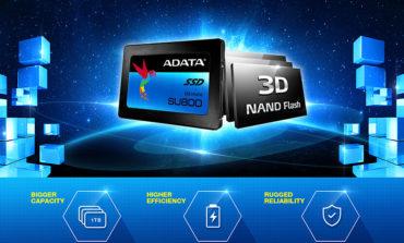 ADATA, SU800 SSD Serisini Duyurdu