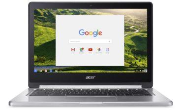 Acer, IFA Fuarında Yeni Chromebook'larını Tanıttı