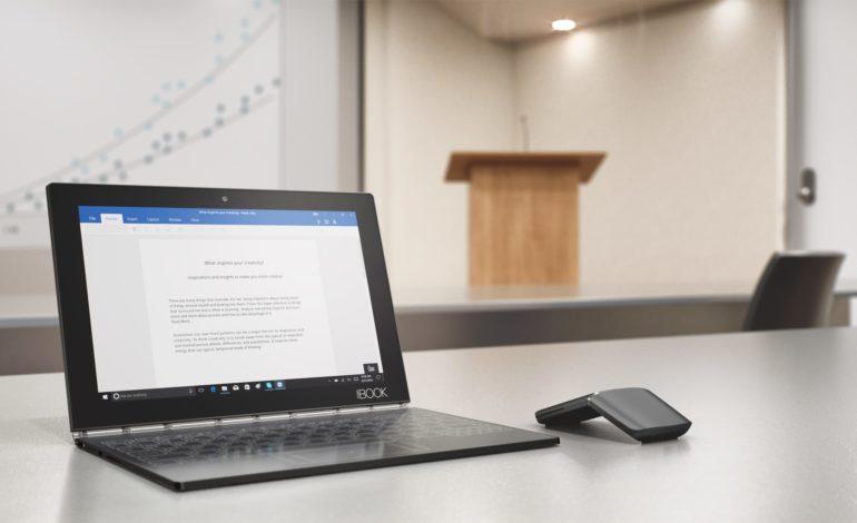 Dünyanın En İnce ve Hafif Tableti: Lenovo Yoga Book