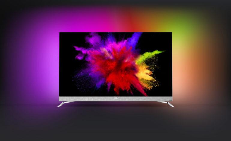 Philips'ten Dünyanın İlk Ambilight OLED TV'si