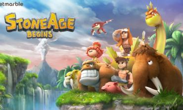 Stone Age Begins'in Ön Kayıtları Başladı