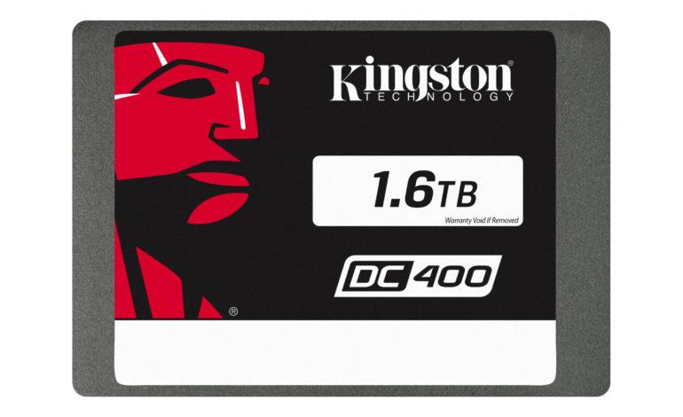 Kingston, Yeni SSD Modeli DC400'ü Duyurdu
