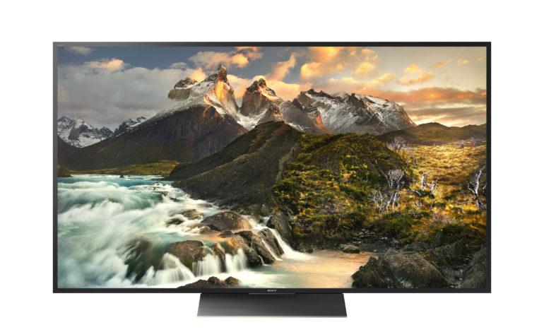 Sony, Yeni BRAVIA 4K Profesyonel Ekranını Tanıtıyor