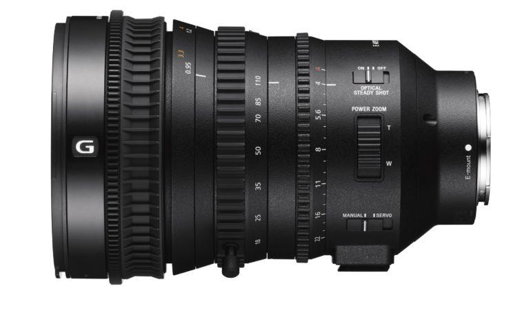 Sony, Power Zoom Yeteneğine Sahip Yeni Objektifini Tanıttı