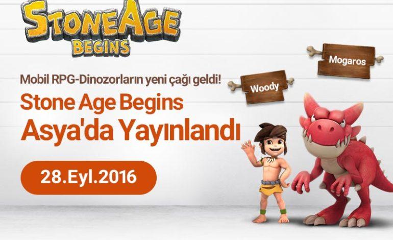Netmarble'ın Yeni Oyunu Stone Age Begins Geliyor!