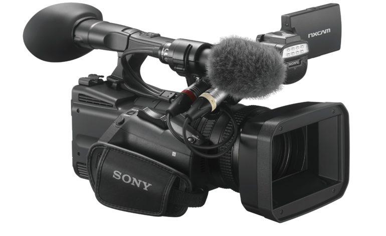 Sony, Full HD El Tipi Kamerası HXR-NX5R'yi Tanıttı