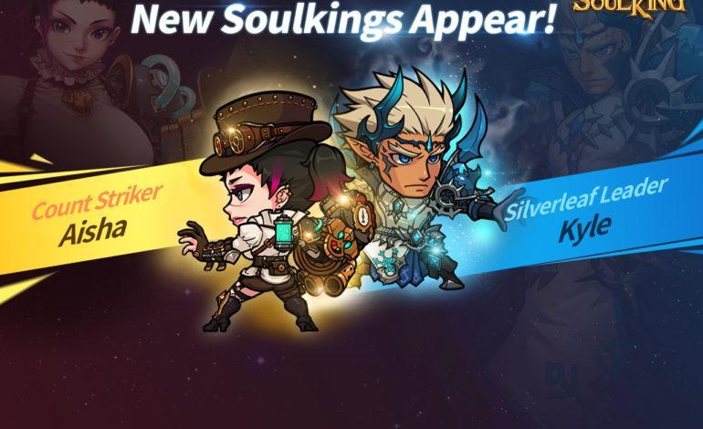 SoulKing'e Yeni Bölüm ve Karakterler Geliyor