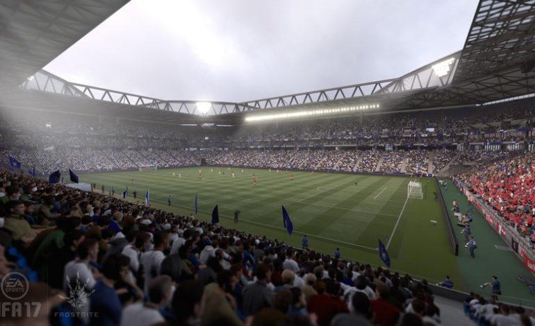 FIFA 17'nin Stadyum Listesi Yayınlandı