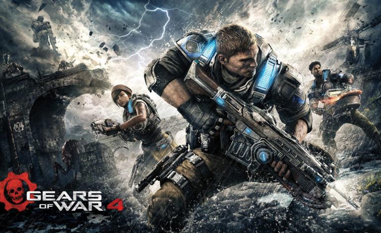 Gears of War 4, PC'de Co-Op Olarak Split-Screen Oynanabilecek