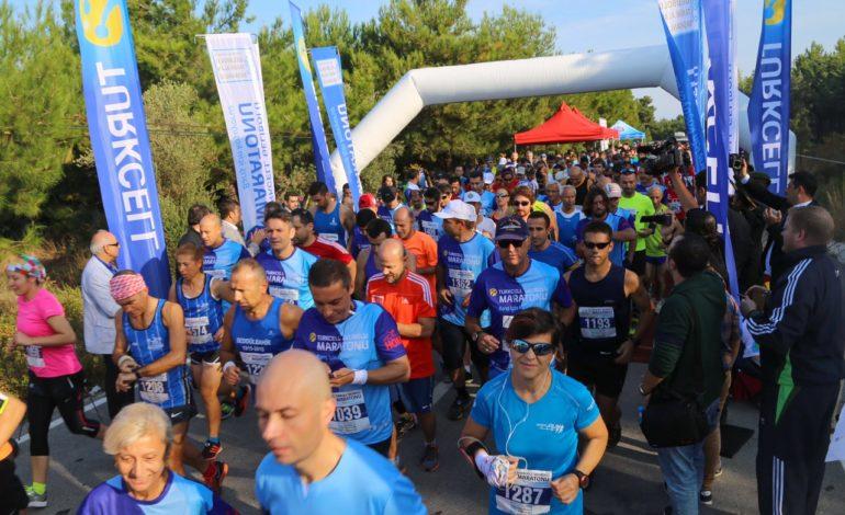 Turkcell Gelibolu Maratonu'nu İçin Geri Sayım Başladı