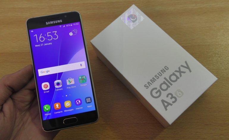 Samsung Galaxy A3 2017 Sizdirildi Hardware Plus Hwp