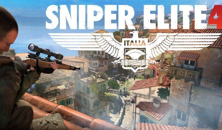 Sniper Elite 4'ün Oynanış Videosu Yayınlandı