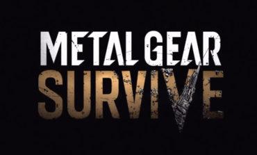 Metal Gear Survive'ın Oynanış Videosu Yayınlandı