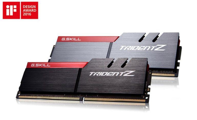 G.SKILL 3866MHz Hızında Çalışan 32GB DDR4 Bellek Kitini Duyurdu