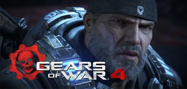 Gears of War 4'ün Çıkış Videosu Yayınlandı