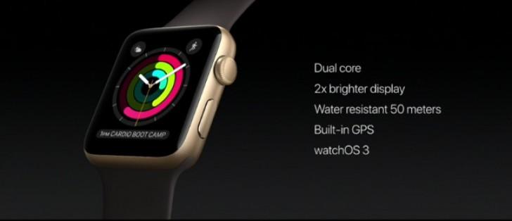 Apple Watch 2 Tanıtıldı – Tüm Teknik Özellikleri